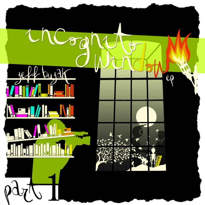 Incognito Window cover art