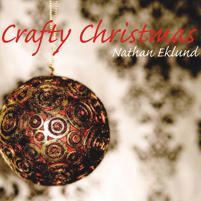 Crafty Christmas cover art
