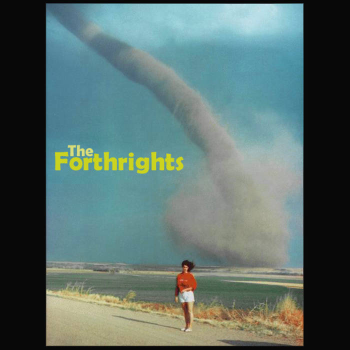 The FORTHRIGHTS cover art