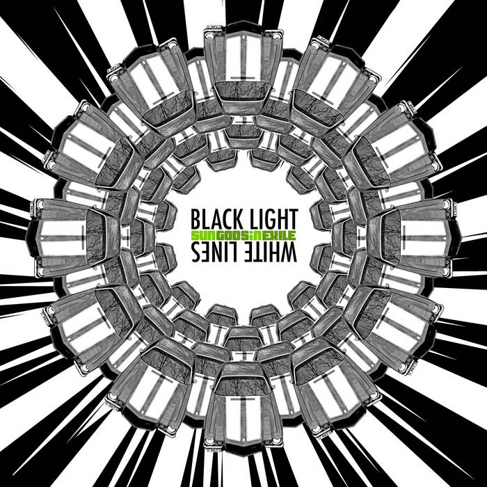 Black Light, White Lines cover art