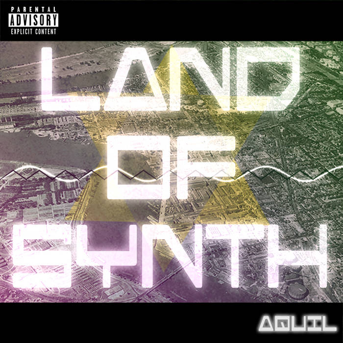 Land of Synth cover art