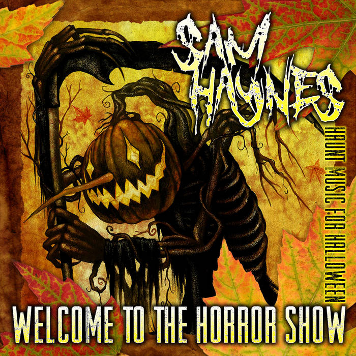 Welcome to the Horror Show cover art