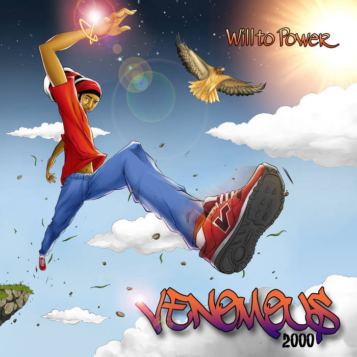 WILL TO POWER cover art