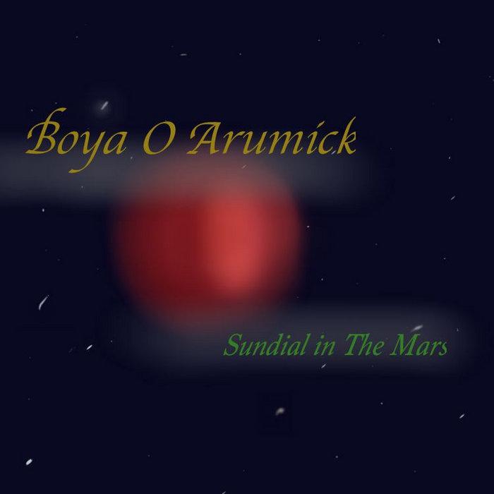Sundial In The Mars cover art