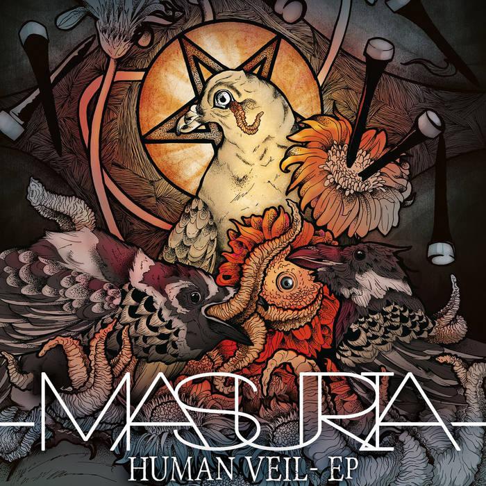 Human Veil - EP cover art