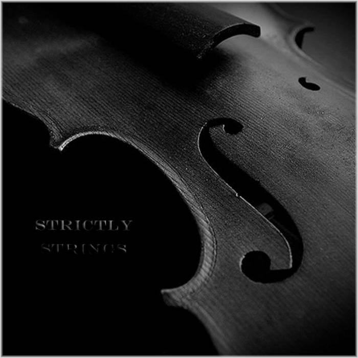 Strictly Strings cover art
