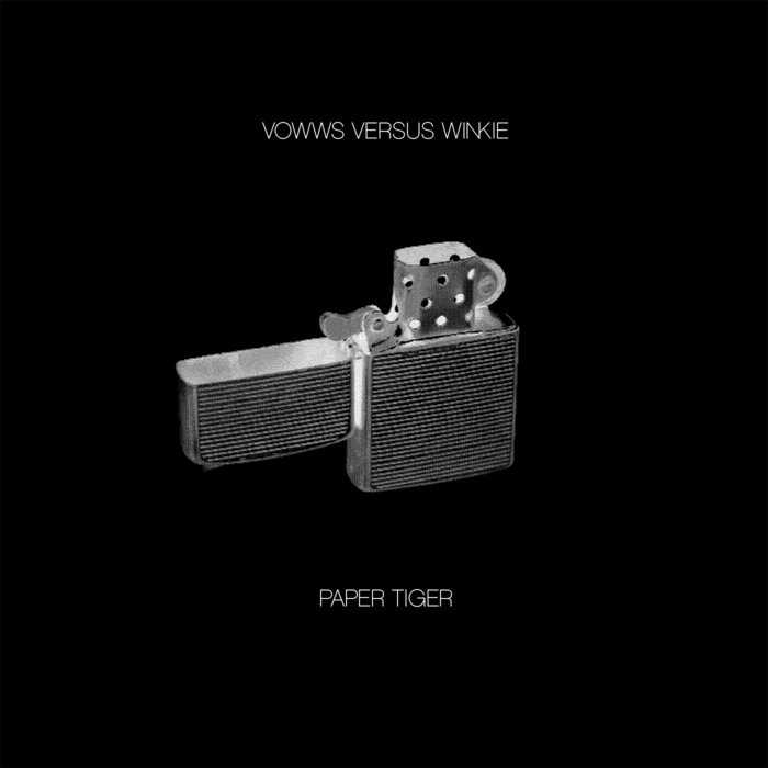 Paper Tiger (Vowws vs Winkie) cover art