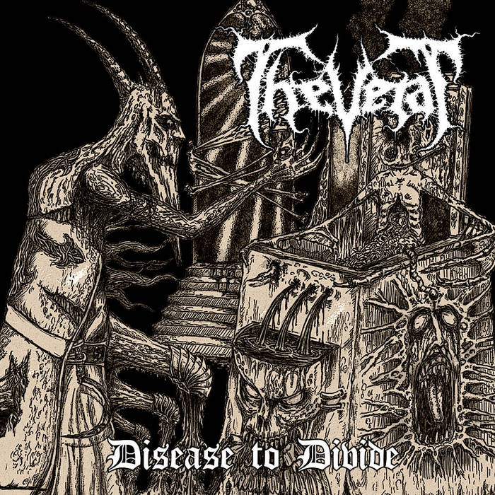 Disease to Divide cover art