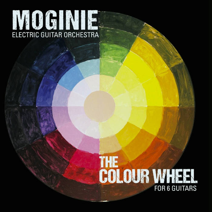 'The Colour Wheel' cover art