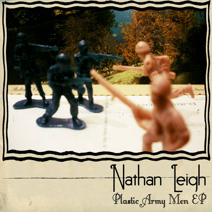 Plastic Army Men EP cover art