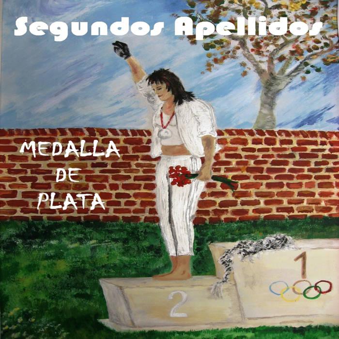 MEDALLA DE PLATA cover art