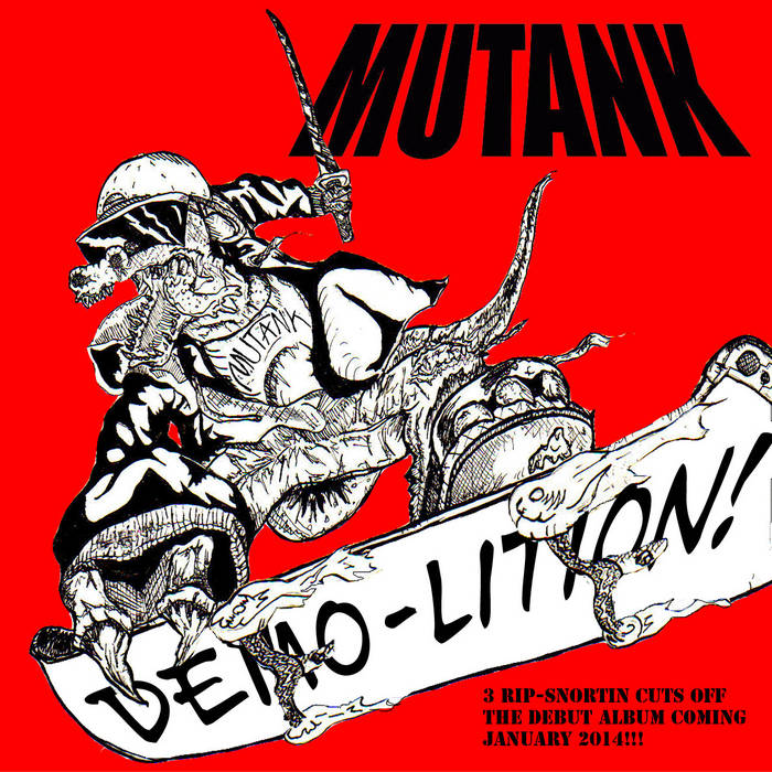 DEMO-LITION cover art