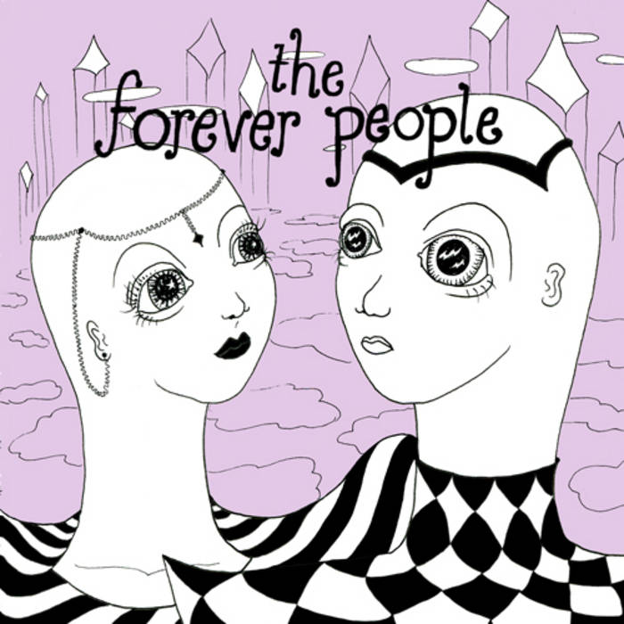 The Forever People cover art