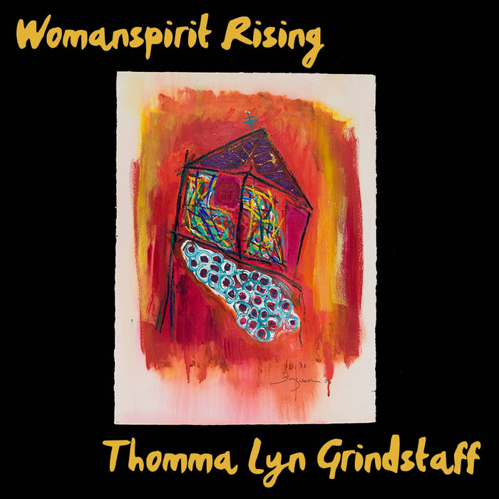 Womanspirit Rising cover art