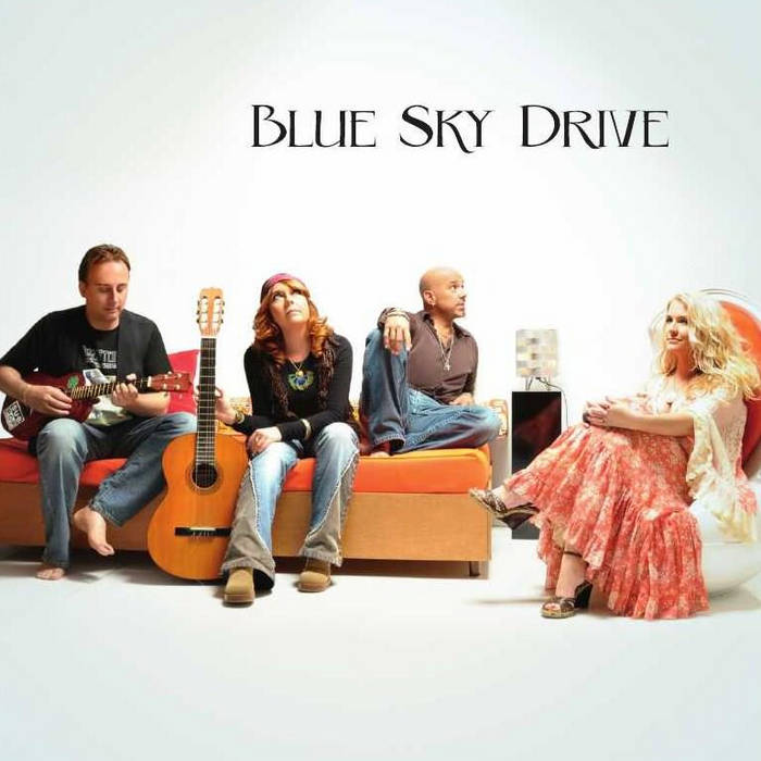 Blue Sky Drive cover art