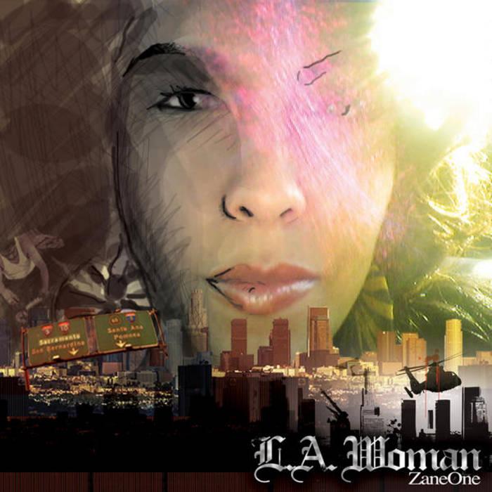 L.A. Woman cover art