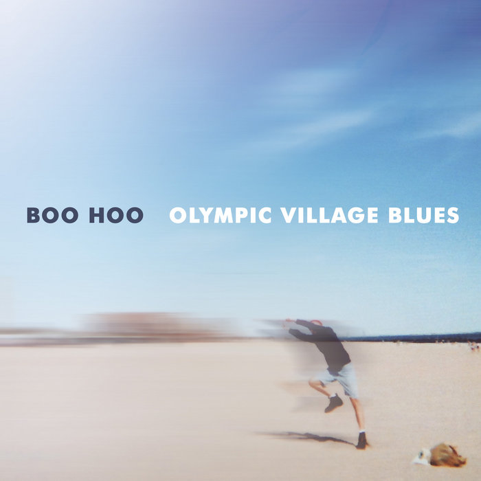 Olympic Village Blues cover art