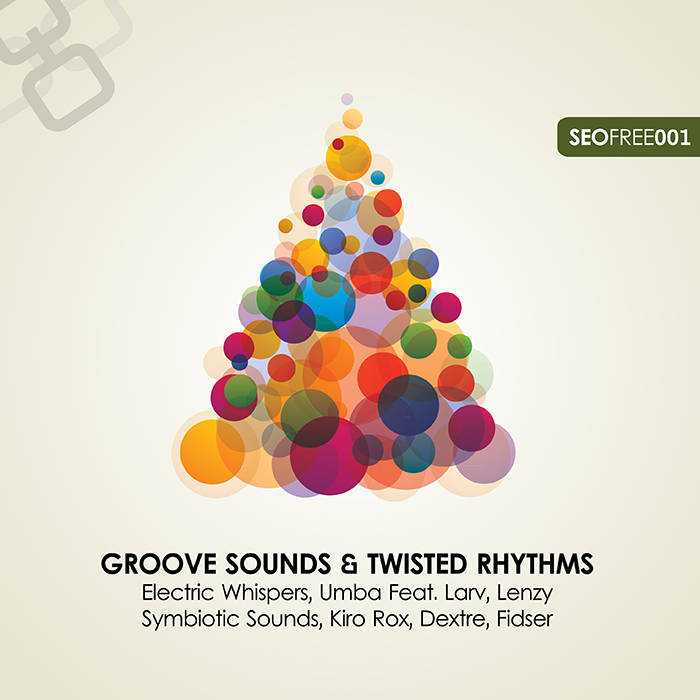 VA - Groove Sounds & Twisted Rhythms Vol. I cover art