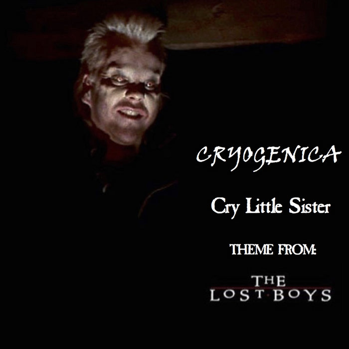 Cry Little Sister cover art