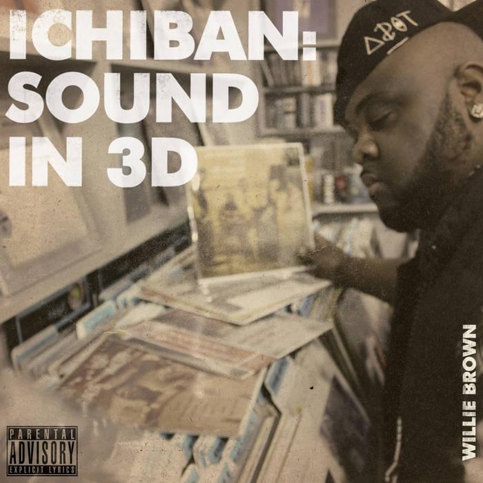 Ichiban Sound in 3D cover art