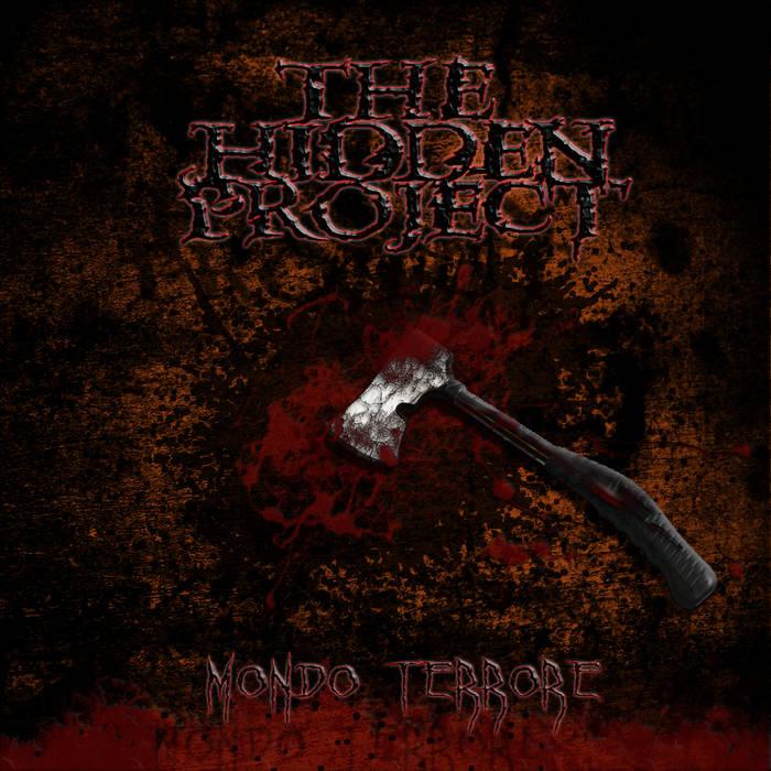 MONDO TERRORE cover art