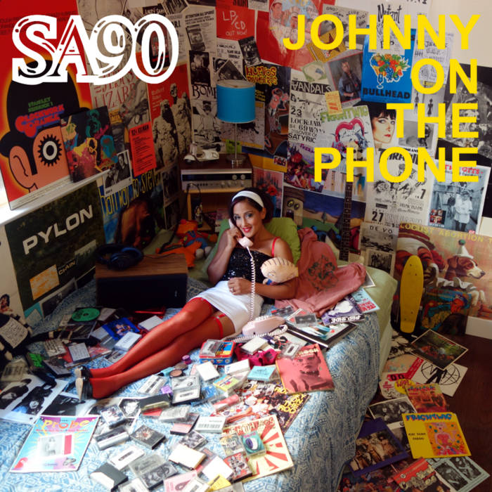 Johnny On The Phone cover art