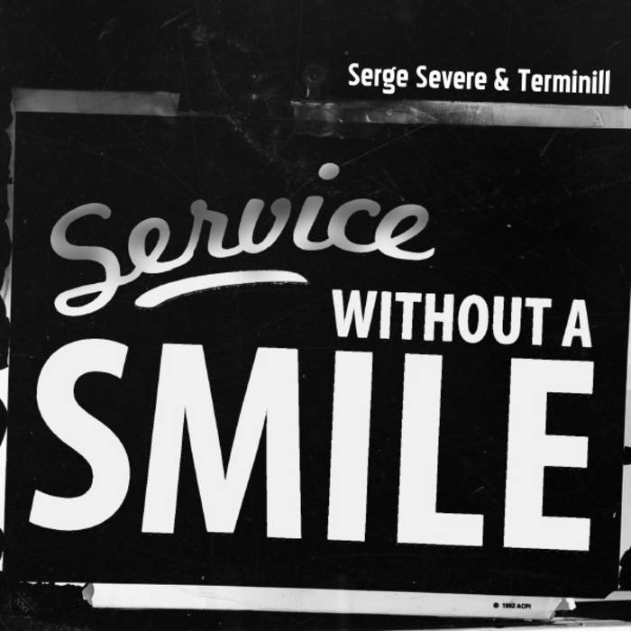 Service Without A Smile cover art