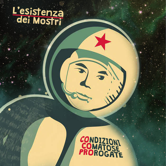 L'esistenza dei mostri - Co.Co.Pro. cover art