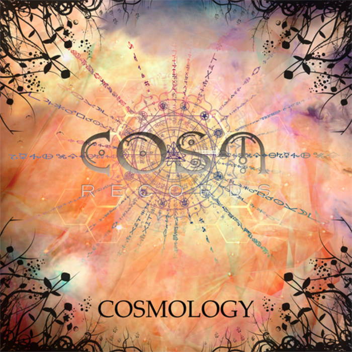 v.a. - Cosmology (cosm001cd) cover art