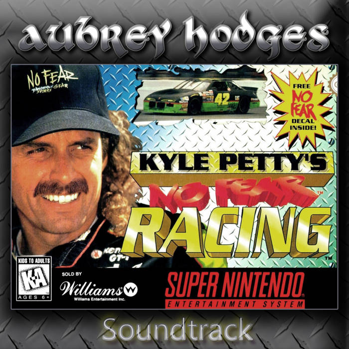 Kyle Petty's No Fear Racing: Official Soundtrack cover art