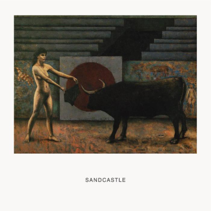 Sandcastle EP cover art