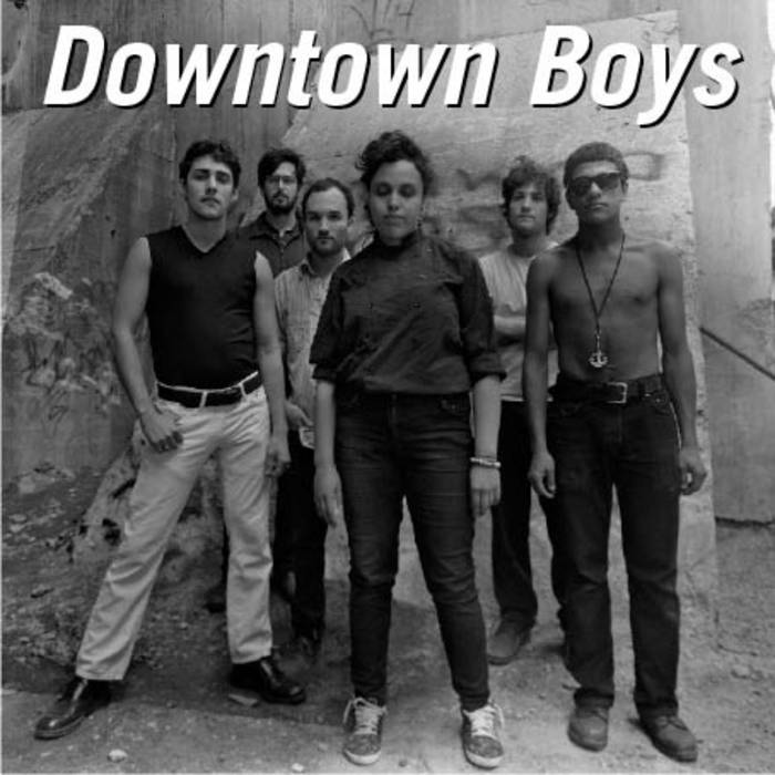 Downtown Boys cover art