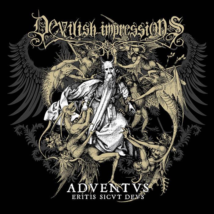 Adventvs / Eritis Sicvt Devs cover art