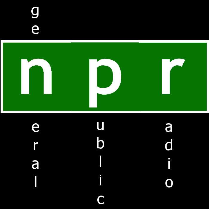 General Public Radio cover art