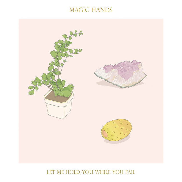Let Me Hold You While You Fail cover art