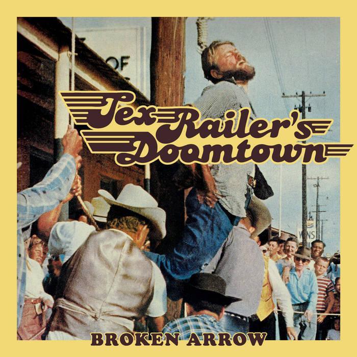 Broken Arrow cover art