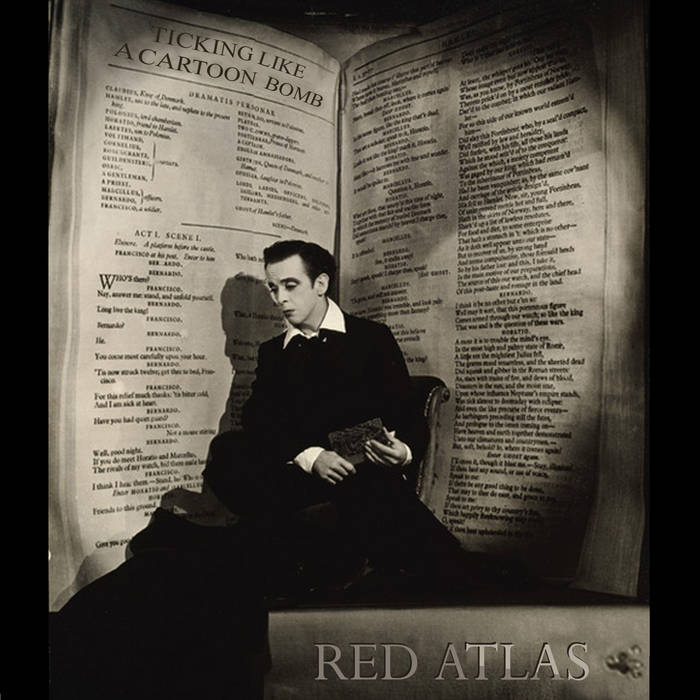 Ticking Like A Cartoon Bomb - the best of Red Atlas cover art