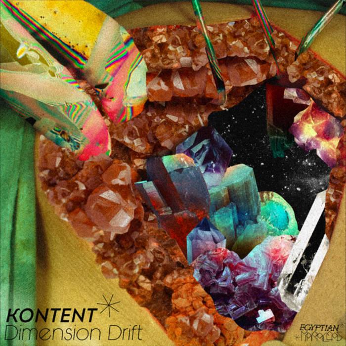 DIMENSION DRIFT cover art