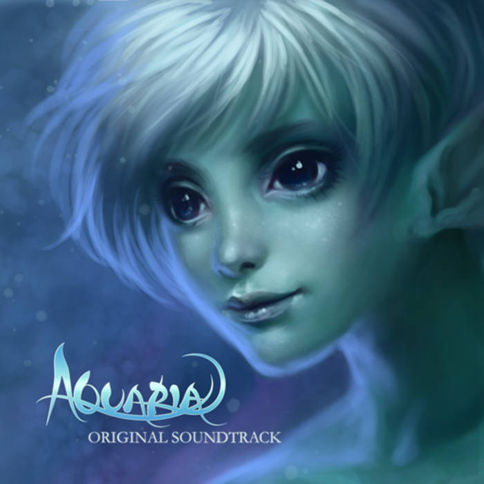 Aquaria: Original Soundtrack cover art