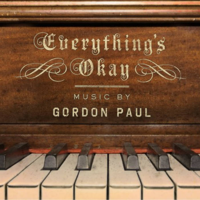 Everything's Okay cover art
