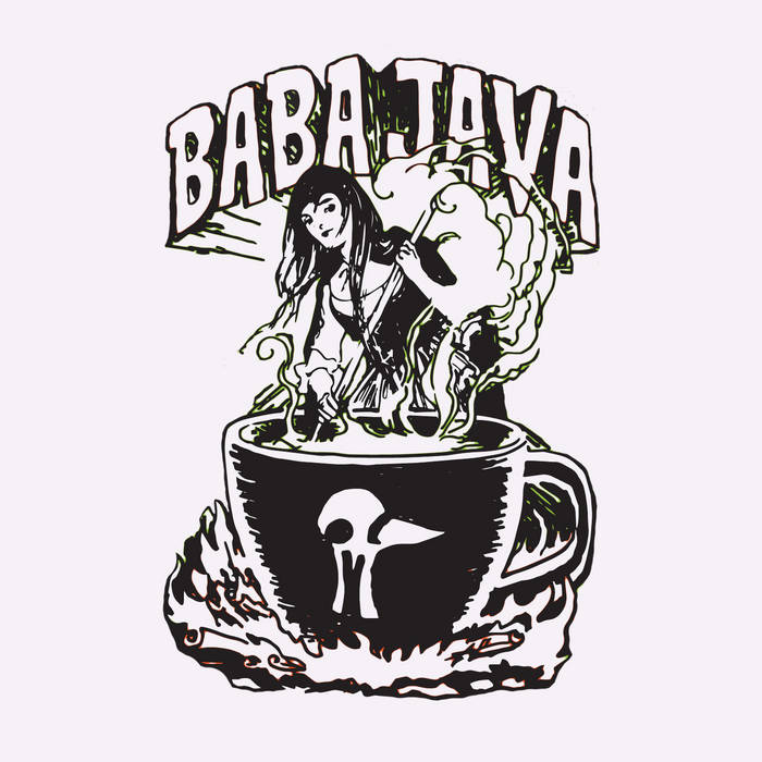 BABA JAVA EP cover art