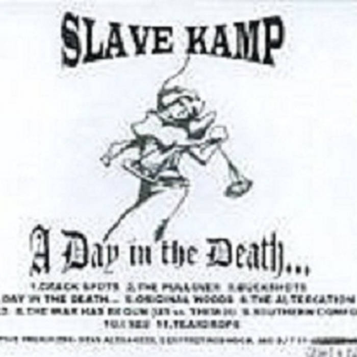 A Day in the Death of Amerikkka cover art