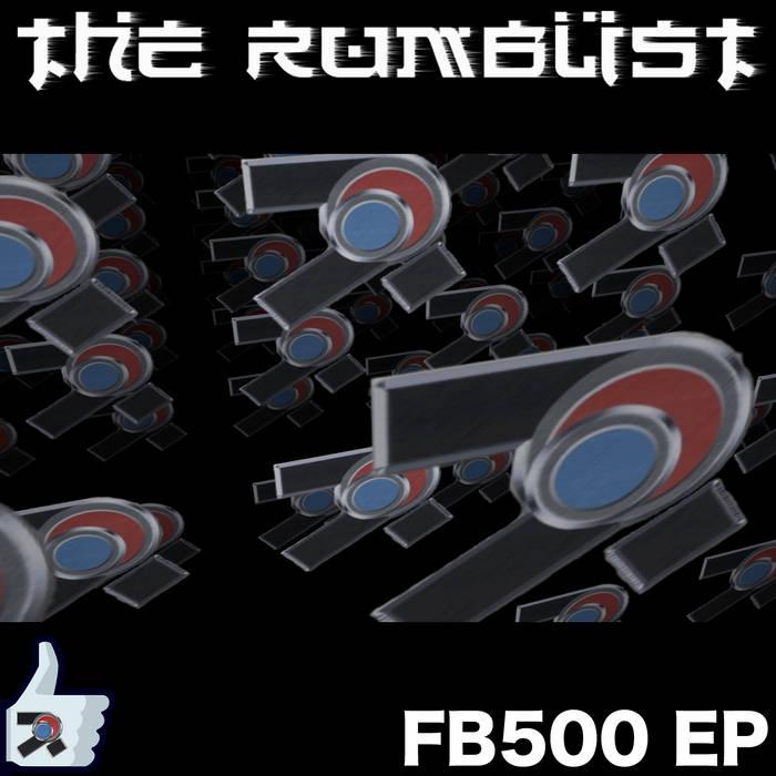FB500 EP cover art