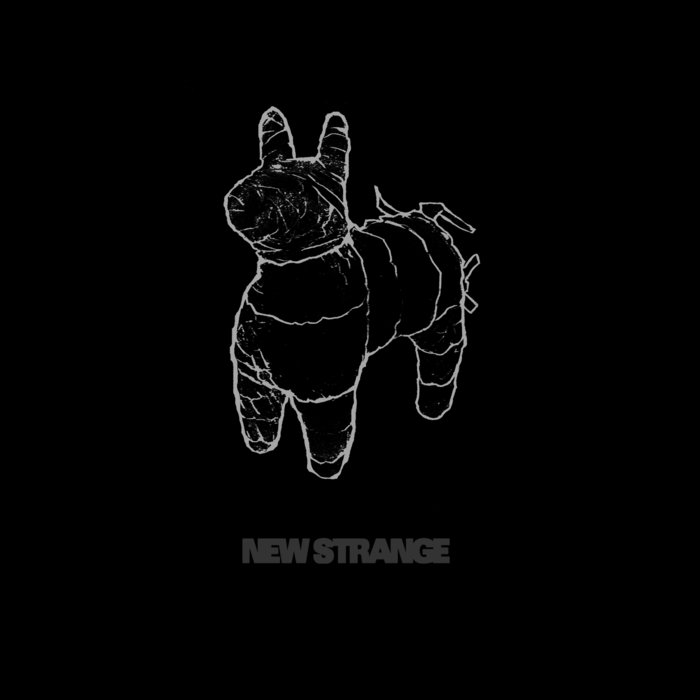 New Strange cover art