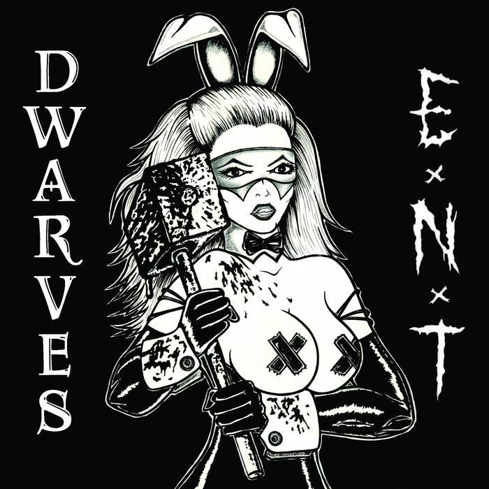 ENT/Dwarves Split cover art