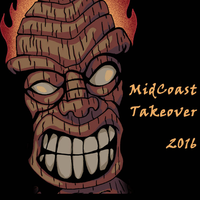 MidCoast Takeover 2016 cover art