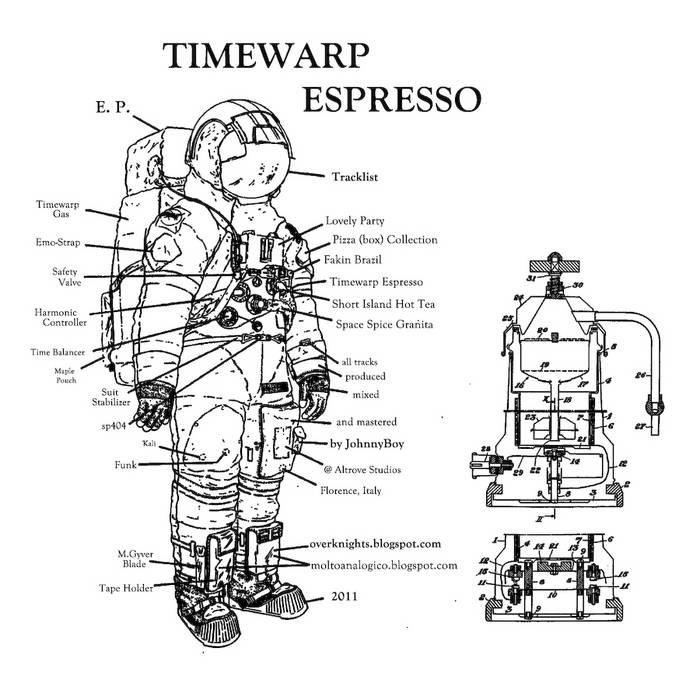 Timewarp Espresso EP cover art