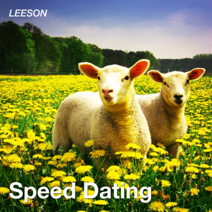 Speed Dating EP cover art
