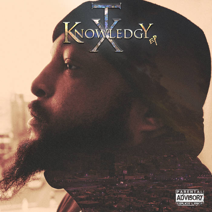 TEXKNOWLEDGY EP cover art