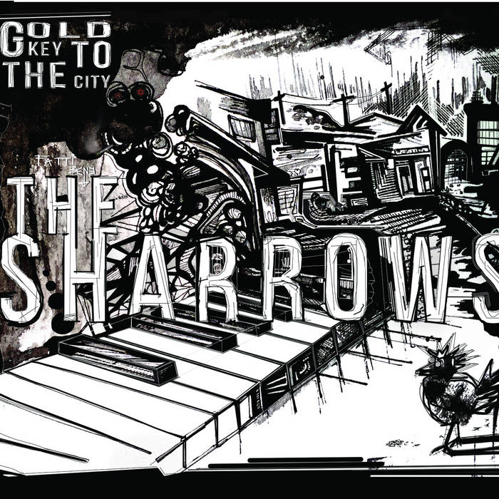 Gold Key to the City cover art